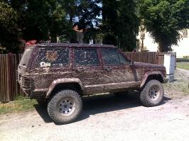 Jeep club sraz 2010